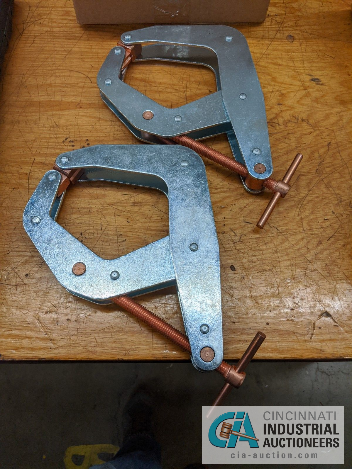 KANT TWIST WELDING CLAMPS - Image 3 of 3