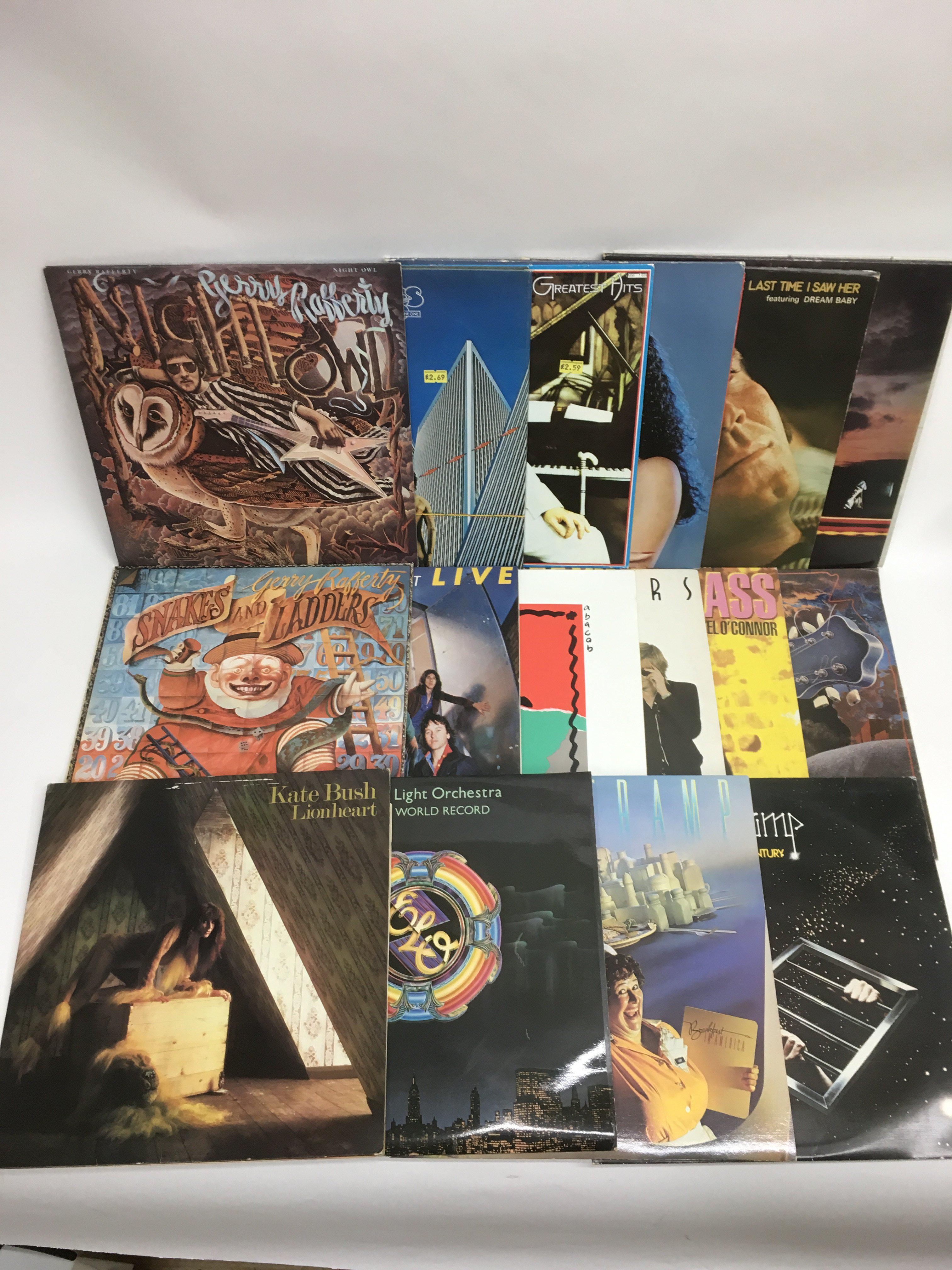 Lot 1776 - A small collection of LPs by various artists inclu