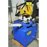 2010 SOCO NC-310E METAL CUTTING CHOP SAW, SWIVEL BASE, S/N 04 M510A000