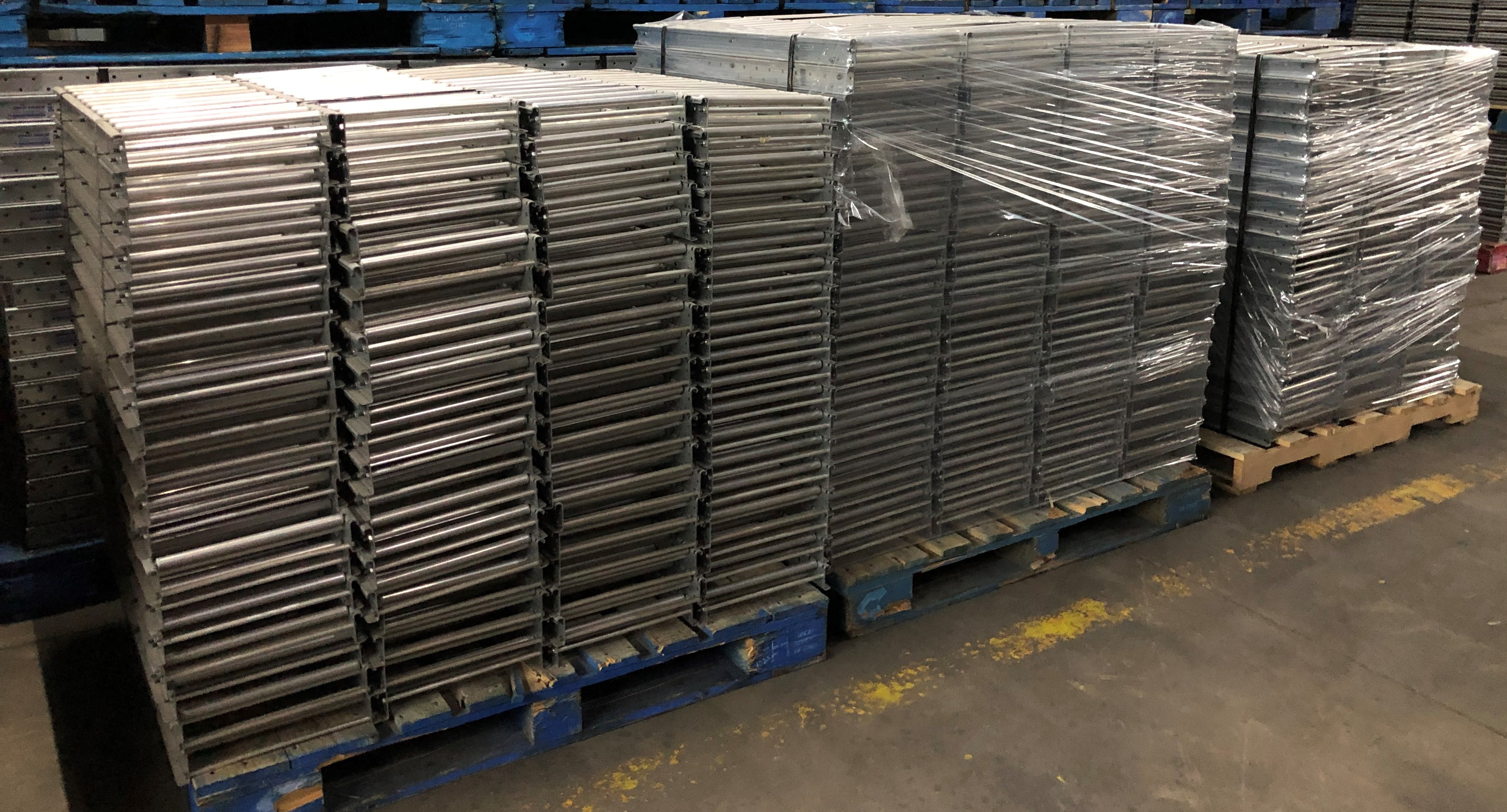 Lot 25 - 40 PCS OF USED SPAN TRACK