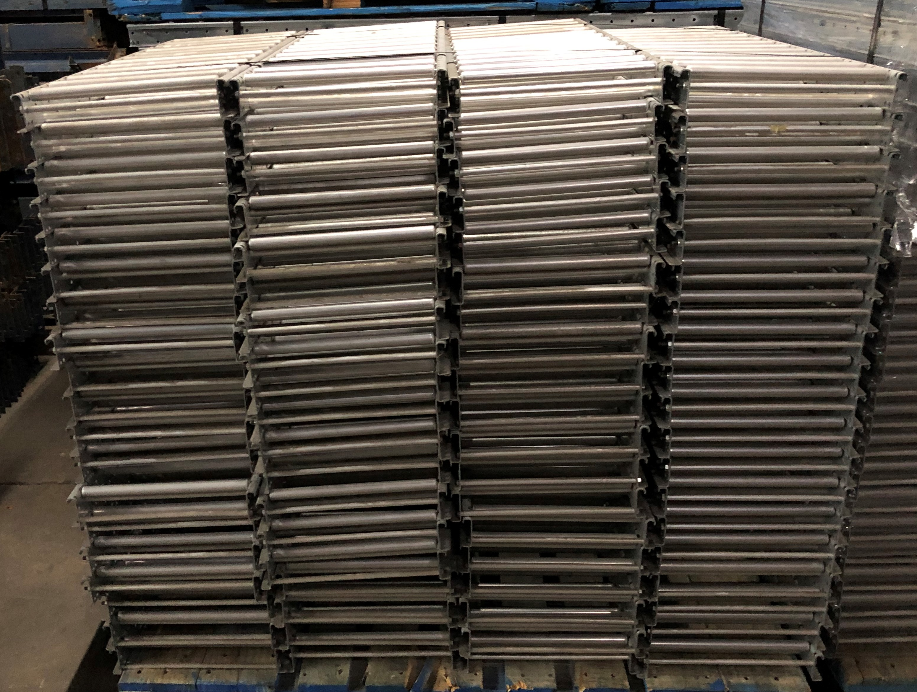 Lot 24 - 20 PCS OF USED SPAN TRACK