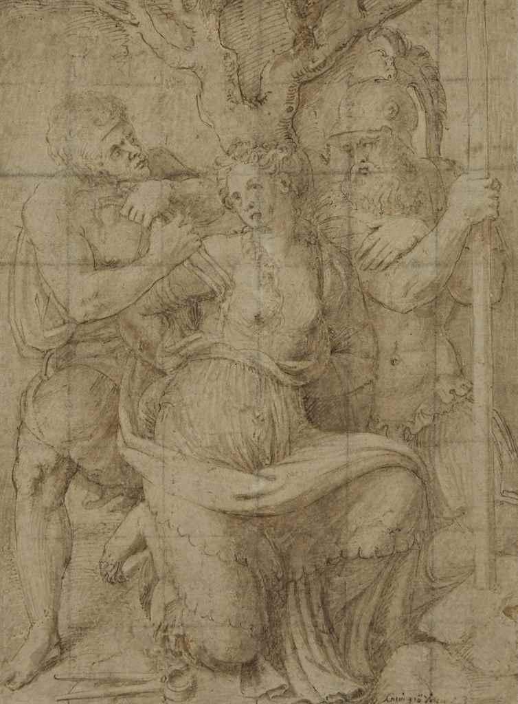 Lot 5 - Ippolito Costa (Mantua circa 1506-1561) or Giovanni Battista Bertani (Mantua circa 1516-1576) The
