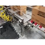 Stainless Steel vibratory conveyor