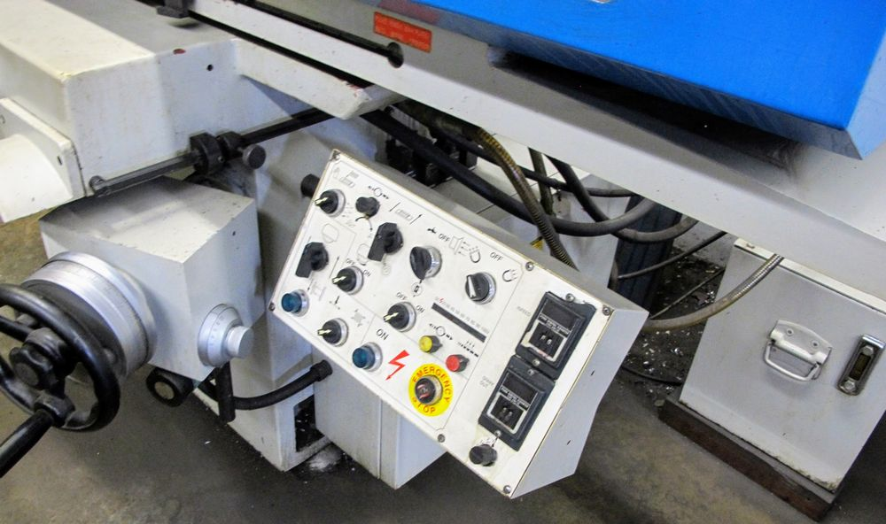 """PROTH PSGS-3060AH SURFACE GRINDER, S/N 71207-11, 24"""" X 12"""" ELECTROMAGNETIC CHUCK, FULLY AUTOMATIC, - Image 3 of 5"""
