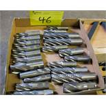 QUANTITY OF END MILLS