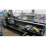 """TOS TRENCIN SN71B LATHE, 28"""" SWING, 7' BED, 3 JAW CHUCK, TAIL STOCK, STEADY REST, QUICK CHANGE"""