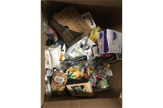 Pallet of Amazon Liquidation Stock, Health & Beauty Products