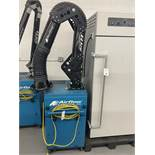 Airflow System #MINIPAC-HE Air Extraction System 3 Stage w/Airflow Easy Arm Extraction System (7/16)