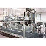 KHS Delta 66 Valve Filler with Alcoa 11 Head Capper66-valve Filler With 11-head Capper, Setup for
