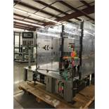 Setup for 50ml Bottles, 18 Station, Label Unwind Station, Allen Bradley SLC 5/04 PLC Asset Number: