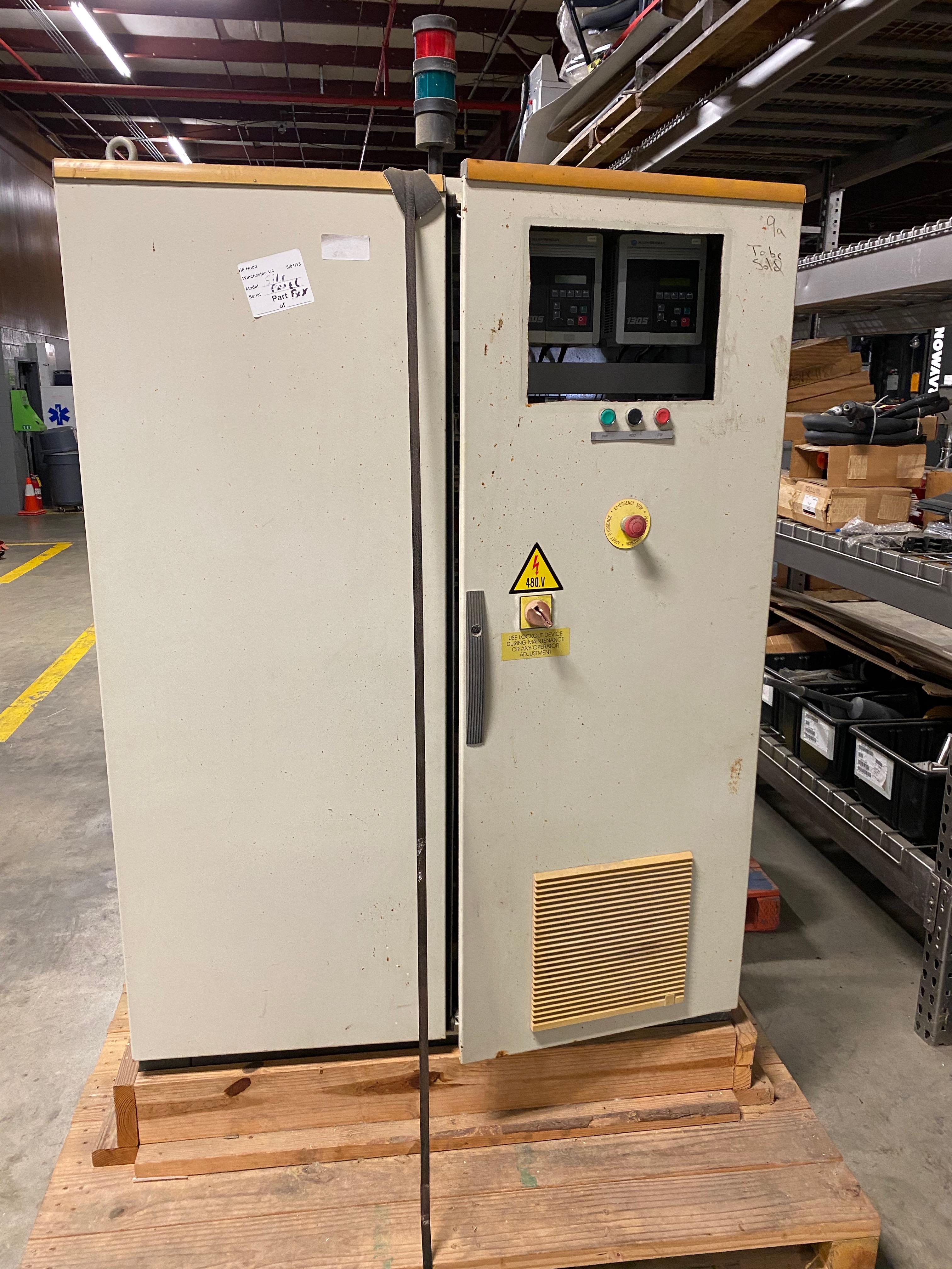 Lot 27A - 2 Door Control Panel