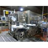 2005 Sacmi High Speed Roll Fed LabelerAllen-Bradley PanelView Plus 1000 Touch Screen Controls, Set