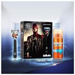 + VAT Brand New Limited Edition Gillette Justice League Gift Set Inc Gillette Fusion ProGlide Razer