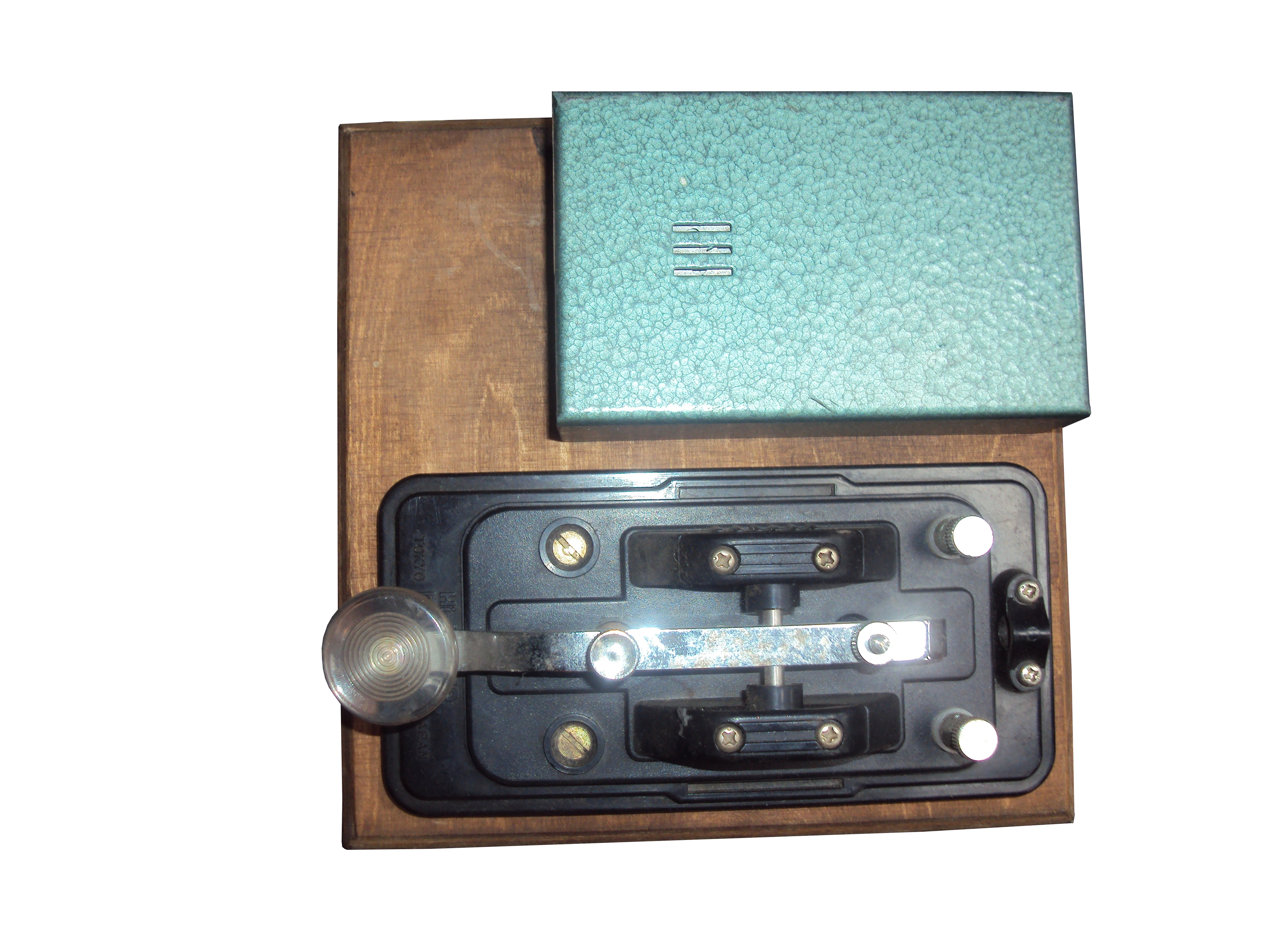 Lot 50 - Morse Code Machine - British Army - Used - Genuine Issue