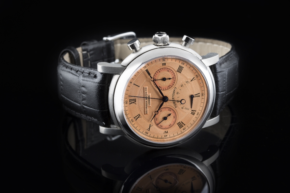 Lot 38 - Belgravia Watch Company Chronograph,