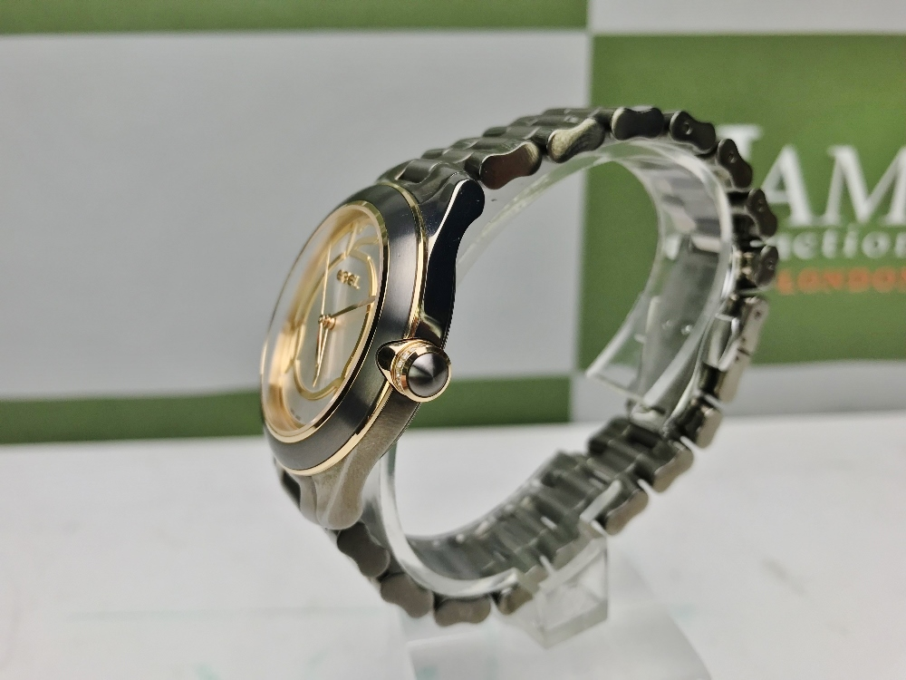 Lot 14 - Ebel Diamond & 18 Carat Gold Ltd Edition.