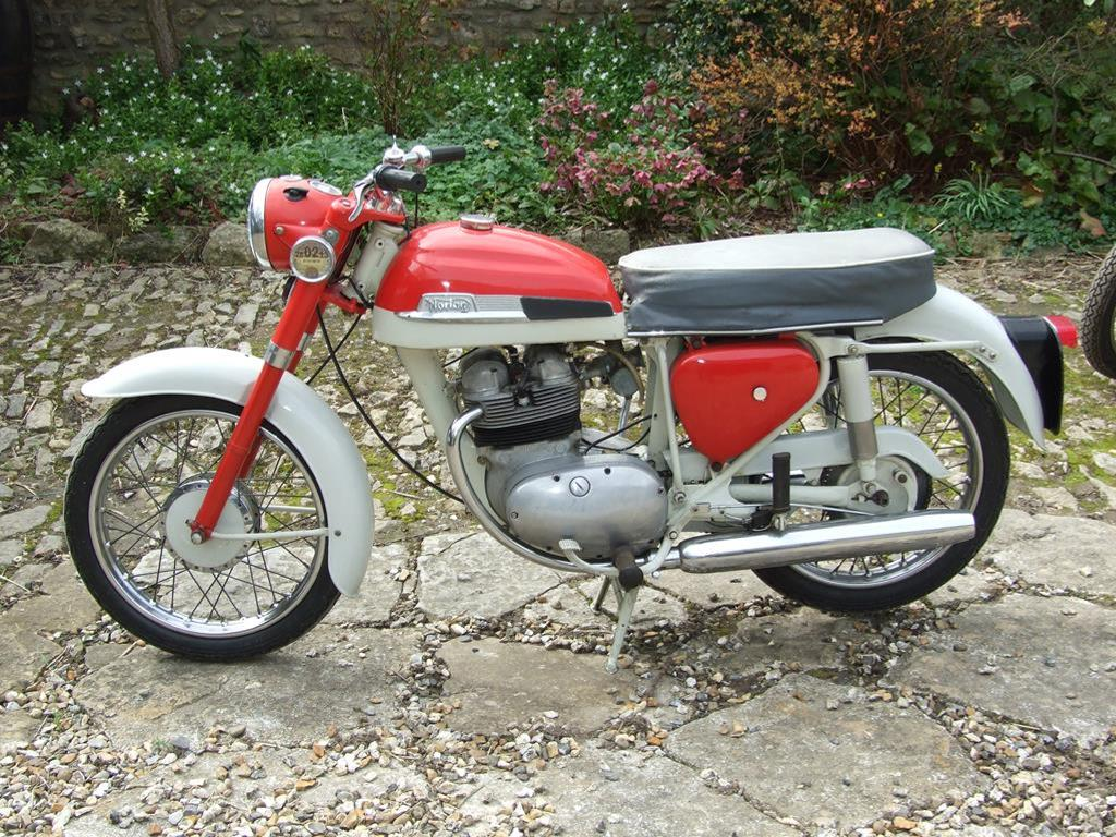 Norton Jubilee Wiring Diagram Trusted A 1963 Registration Number Ujt 499 Red This Ignition