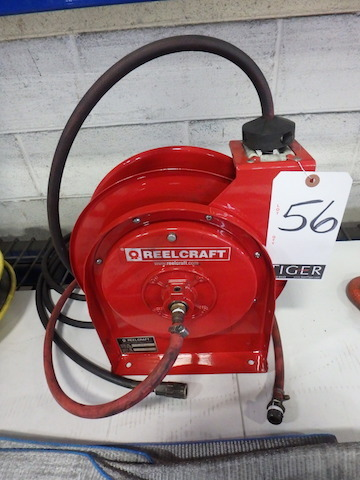 Lot 56 - Reelcraft Hose Reel (Asset Location: Warehouse), (Site Location: Thorndale, PA)