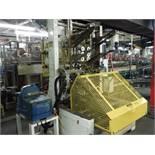 SWF Case Erector, Model: TF400VF, S/N: 6460, w/ Nordson Gluer ProBlue 7  Rigging Fee: $300