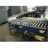 Versa Power Roller Conveyor, 32ft x 15in x 32in  Rigging Fee: $300