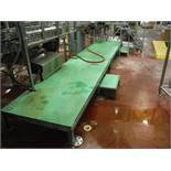 S.S. Platform, 16ft x 52in x 14in tall  Rigging Fee: $800