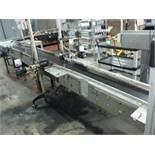 Power Belt Conveyor, 15ft x 10in x 33in tall  Rigging Fee: $150