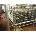 S.S. Tube in the Tube Heater zone, 60 pass, 33ft x 6ft x 5ft  Rigging Fee: $2000