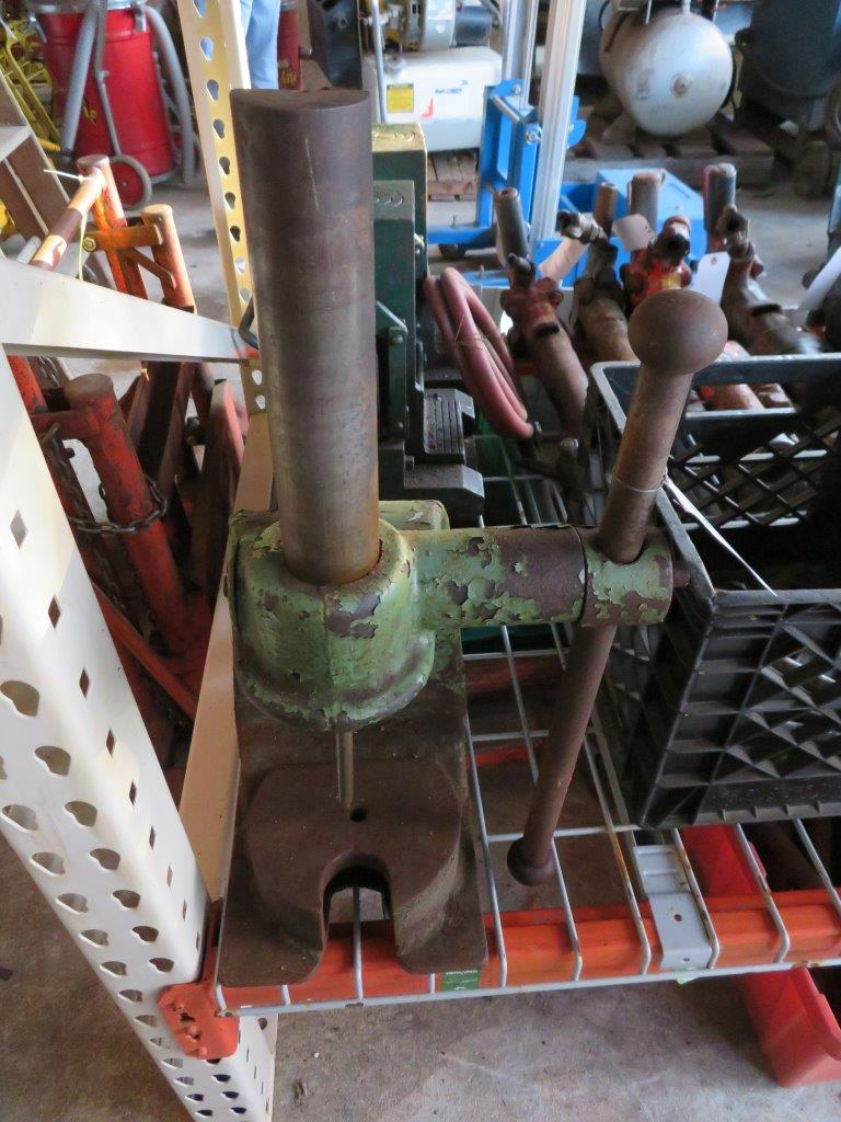 Lot 27 - Large Punch Press
