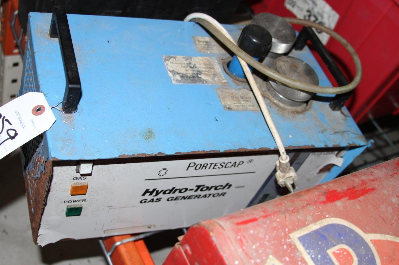Portescap Hydro-Torch Gas Generator