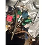 Transfer Pumps, Misc Lot including barrell