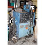 Miller Syncrowave 300 AC/DC Gas Tungenston or Arc or shielded arc metal welder with cooling system