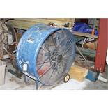 Tempa Cure Model TPC-42 Half Horsepower Fan