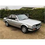 1986 BMW E30 325i Baur Cabriolet