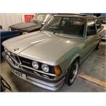 1979 BMW E21 323i