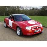 1995 MG F Ex-Works Car