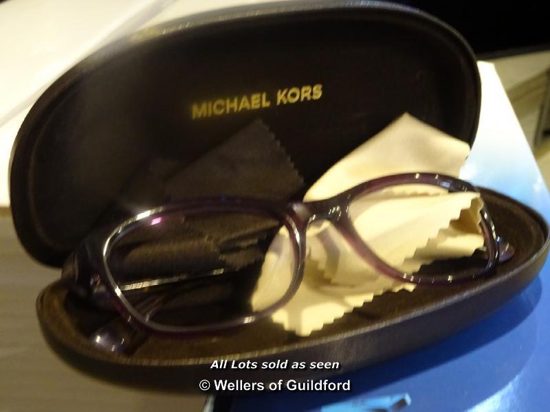 Eyeglass Frame Waiver : *CASED MICHAEL KORS GLASSES FRAMES