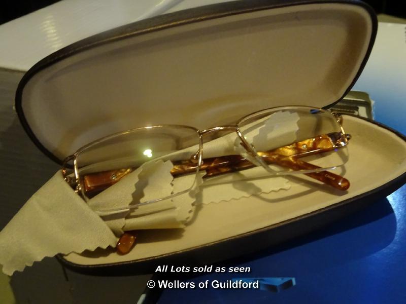 Eyeglass Frame Waiver : *CASED ELIZABETH ARDEN GLASSES FRAMES