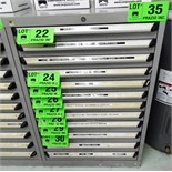 ROUSSEAU 12 DRAWER TOOL CABINET