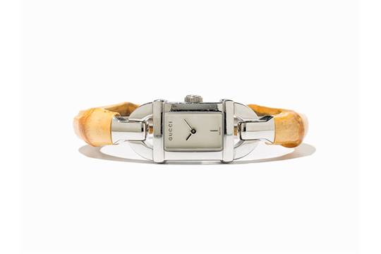 2f5262ab2d8 Gucci Bamboo Ladies  Watch