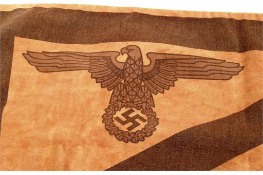 An incredibly rare presumed original WWII Second World War era