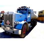 PETERBILT MODEL 353A LIQUID TRANSPORT TRUCK (RUNNING) VIN # 1FVLBMDBXTL565471