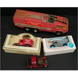 Vintage Small Parcel of Die Cast Cars Includes Corgi & Lesney
