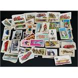 Collection Cigarette Cards At Least 200 Cards