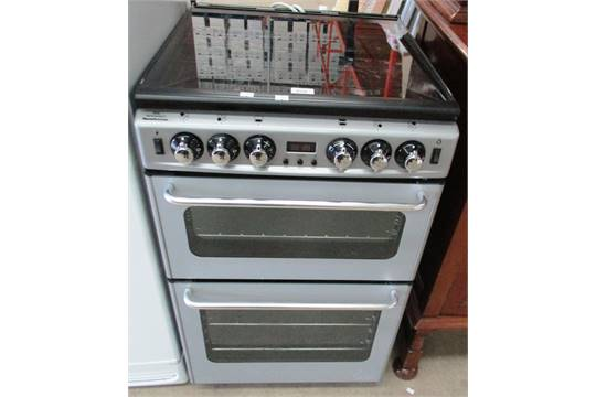 new world newhome nw550 double oven grill four burner silver gas rh the saleroom com new world 550tsidom gas cooker manual new world 550tsidom gas cooker manual
