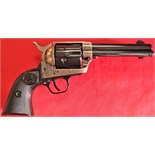 1960's manufactured Colt SAA Peace Maker Revolver