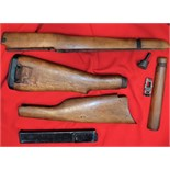 Jungle Carbine wooden stocks & rifle spares