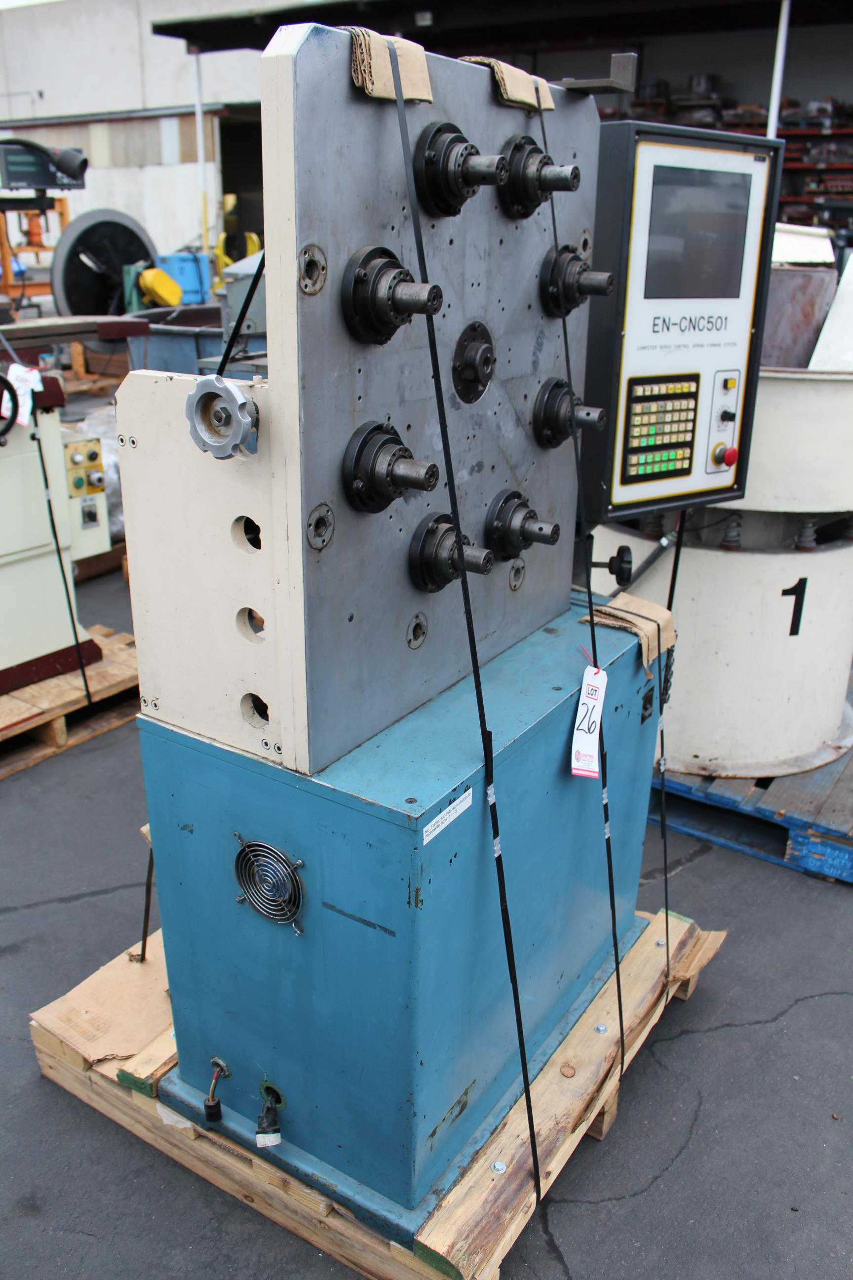 CUSTOM MADE COIL PRESS - Image 4 of 6