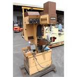 "HAEGER AF-A INSERTION PRESS, 6-TON, 18"" THROAT, S/N AF-016"
