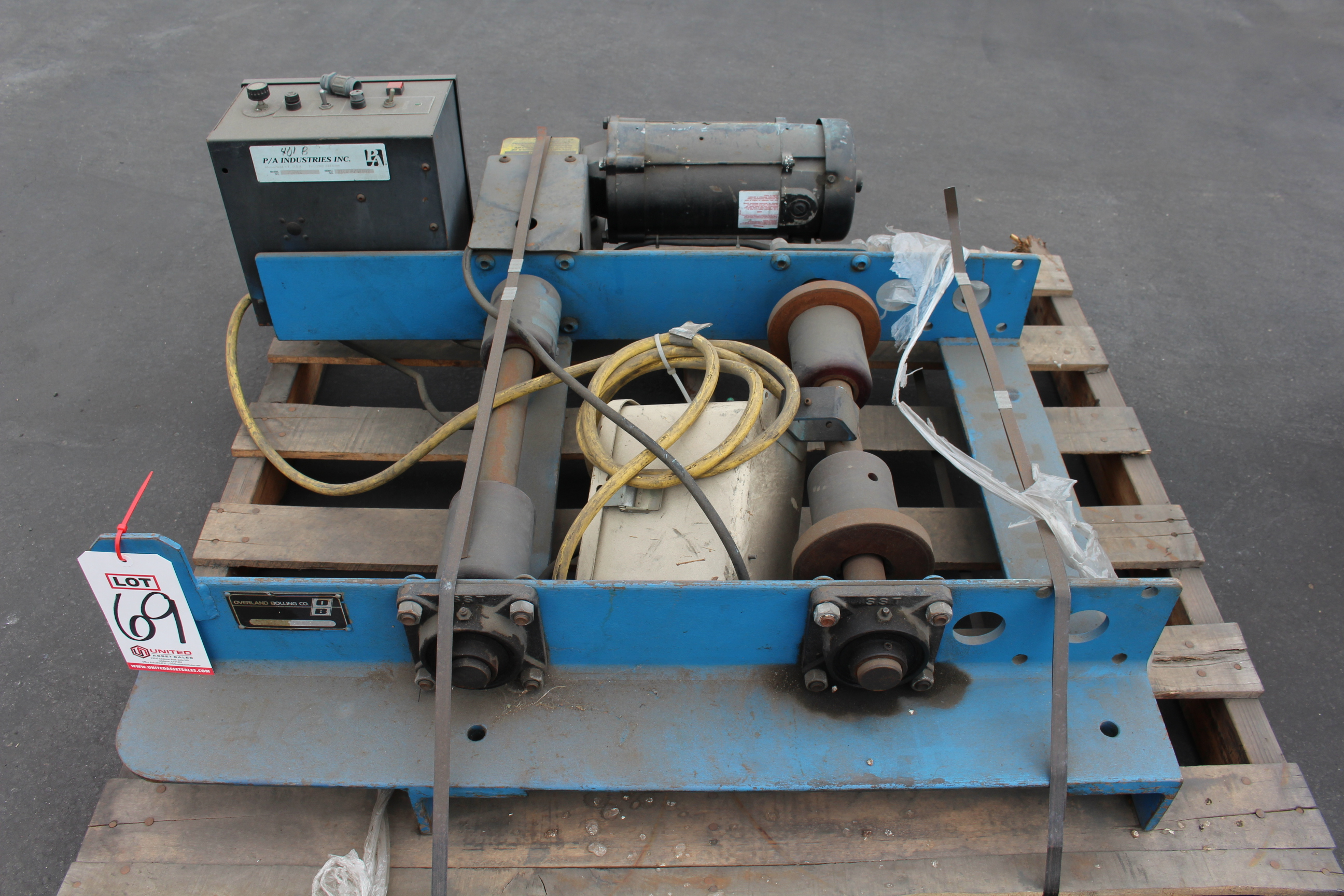 Lot 69 - OVERLAND BOLLING/PA INDUSTRIES FEEDER