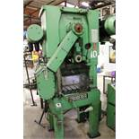 "BRUDERER MODEL BSTA 25 HIGH SPEED STAMPING PRESS, 25 TON CAPACITY, 21.26"" X 20.8"" BOLSTER, 100-1,500"